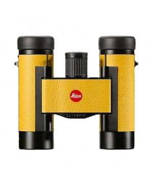 Бинокль Leica Ultravid Colorline 8x20 лимонно-желтый (Lemon Yellow)