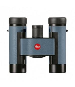 Бинокль Leica Ultravid Colorline 8x20 голубино-синий (Pigeon Blue)
