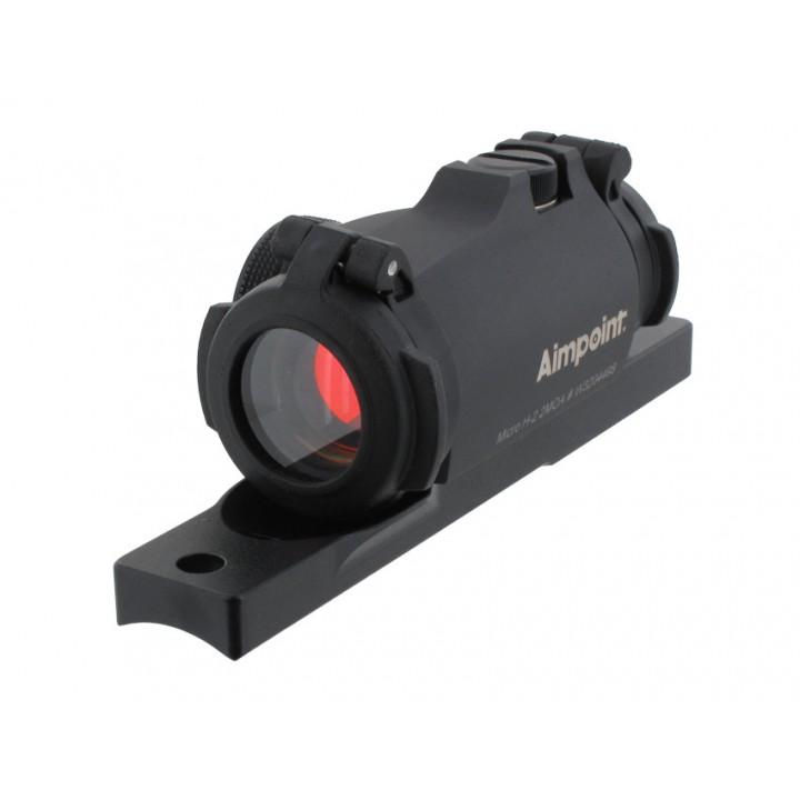 Прицел коллиматорный Aimpoint Micro H-2 2МОА с креплением для полуавтоматических ружий (Browning Bar, Benelli Argo)