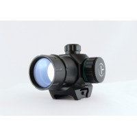 Прицел коллиматорный Target Optic 1х22М, на Weaver, зелёная/красная точка