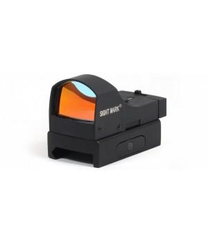 Коллиматор Sightmark Mini панорамный, на Weaver