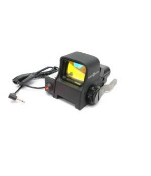 Коллиматор Sightmark панорамный с ЛЦУ, быстросъемный, на Weaver, 4 марки, режим для ПНВ