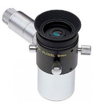 """Окуляр MEADE Plossl 9 mm с подсвечиваемым двойным перекрестием и кругом (1.25""""), беспроводной"""