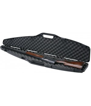 Кейс Plano SE Contour, для оружия, одинарный, пластиковый, с поролоном, черный, 133,35 x 28,7 x 8,25 см