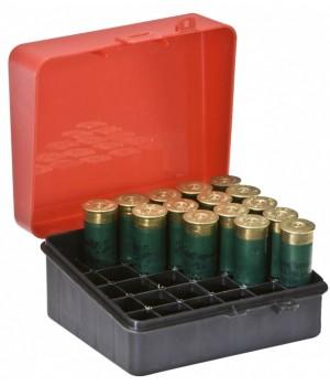 Коробка Plano 25 для патронов кал. 12-16