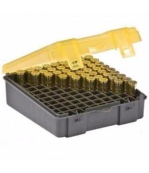 Коробка Plano 100 для патронов, кал. 357Mag; .38Special; .38S&W