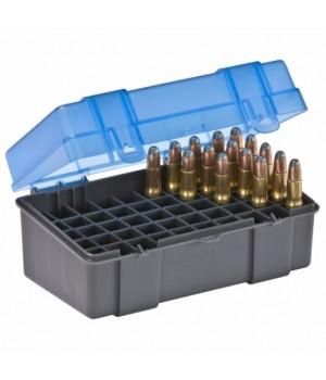 Коробка Plano 50 для патронов кал. 22-250, .250 Savage, 30-30 Win, .32 Win