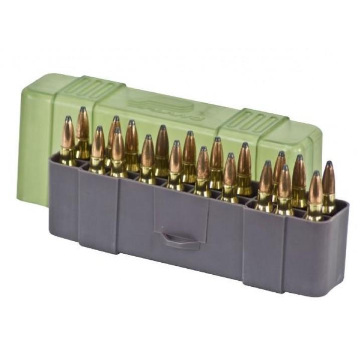Коробка Plano 20 для патронов .220 Swift, .243 Win, .257 Roberts, .270WSM, .300WSM, .243Win, .308W