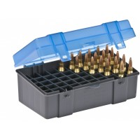 Коробка Plano 50 для патронов кал. 220 Swift, .243Win, .257 Roberts, .270WSM, .300WSM, .243Win, .308W