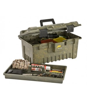 Ящик Plano для охотничьих принадлежностей, большой, с дополнительной вставкой