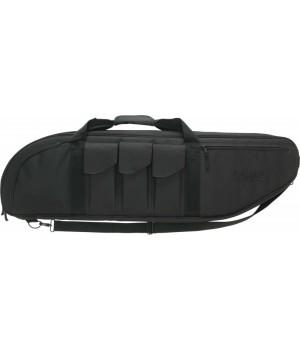 Чехол Allen BATALLION DELTA тактический, 3 внешнних кармана, мягкий, плечевая лямка, черный, длина 96см.