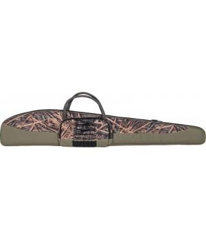 Чехол Allen для ружья, камуфляж - камыш, 132 см, с карманом