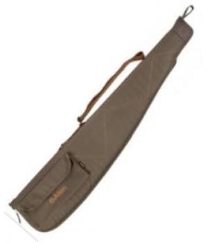 Чехол Allen для ружья классический 132 см с карманом, зелёный