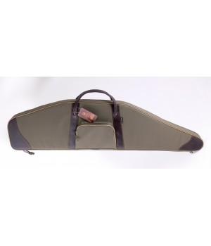 чехол VEKTOR мягкий, для винтовки с ночным прицелом, 118 см, из синт. ткани с кожаной отделкой