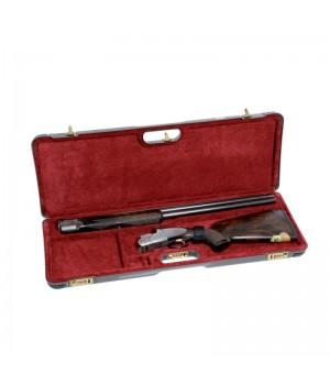 кейс Negrini люкс, для гладкоствольного оружия, длина ствола до 780 мм, с отделениями, вельвет