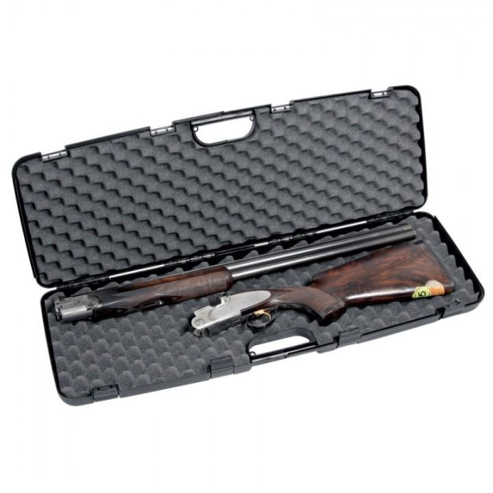 кейс Negrini для гладкоствольного оружия, длина ствола до 780 мм, пластик, поролон, черный
