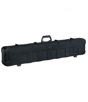 кейс Vanguard Outback, жесткий и легкий пластик, металлические замки, черный, внутр. размер 1220x210x120