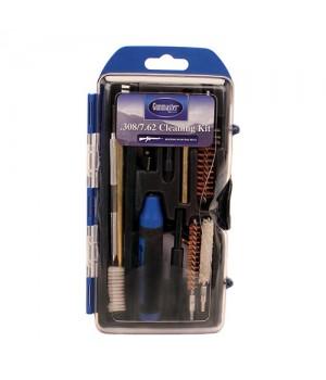 Набор для чистки DAC калибр 308/7.62, 17 предметов, пластиковая коробка