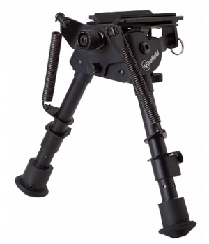 сошки Firefield Compact Bipod на антабку, регулируемые 152 (слож) 228 (общ), алюминий, Picatinny-адаптер