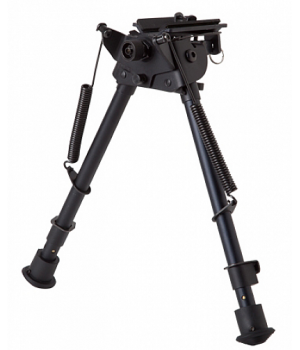 сошки Firefield Bipod на антабку, регулируемые 228 (слож) 355 (общ), алюминий, Picatinny-адаптер