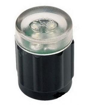 Крышка для фонаря с синим фильром для моделей T6A, T9, Z6, Z9, 2 режима (вспышка/постоянно вкл)