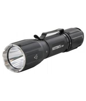 фонарь тактический TA10 светод, CREE® XP-L V5, 560 люм, 5 режимов, клипса, универсальное питание от AA/CR123A/14500/16340