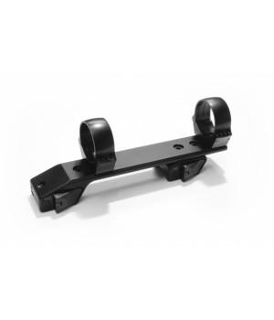 Кронштейн Innomount на Weaver/Picatinny под ATN X-Sight-4k, быстросъем, раздвижной, сталь/алюминий, матовый