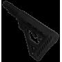 Приклад ATA Mould трубчатый АR-типа, 4 позиции длины, приклад-стекло.полиамид, алюмин.трубка, черный