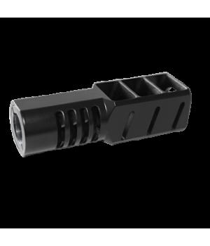 ДТК 'Ильина ГК-02' для Вепрь/Сайга 12 калибра, с фиксирующейгайкой,сплав Д16Т