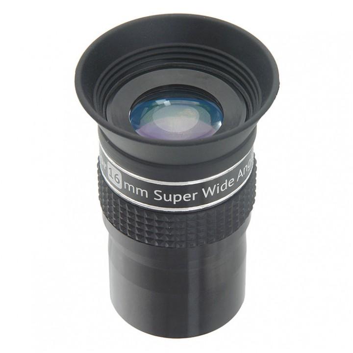 "Окуляр для телескопа Veber 16mm SWA ERFLE 1.25"""