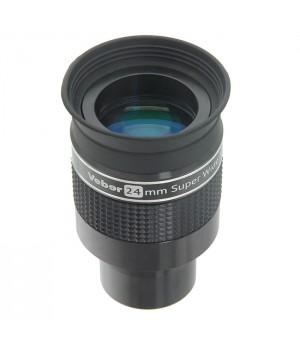 "Окуляр для телескопа Veber 24mm SWA ERFLE 1.25"""