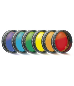 """Набор цветных фильтров Baader, 1,25"""" - 6 шт"""