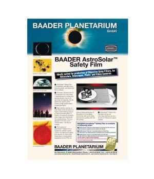 Пленка Baader AstroSolar Photo,100х50 см