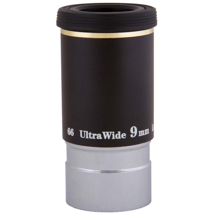 Окуляр Sky-Watcher WA 66° 9 мм, 1,25''