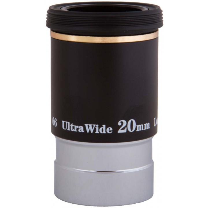 Окуляр Sky-Watcher WA 66° 20 мм, 1,25''