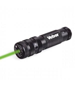 Лазерный целеуказатель Veber 08G Зеленый