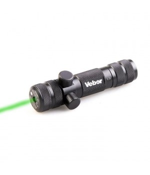 Лазерный целеуказатель Veber 010G Зеленый