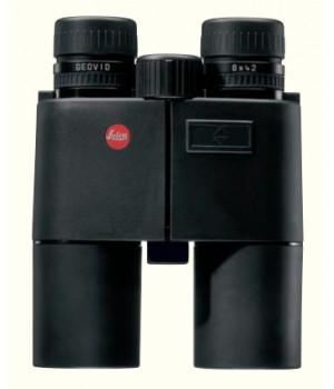 Бинокль с лазерным дальномером Leica Geovid 10x42 HD-R, M