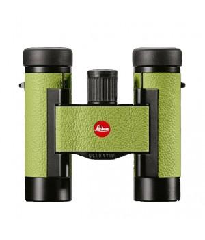 Бинокль Leica Ultravid Colorline 8x20 зеленое яблоко (Apple Green)