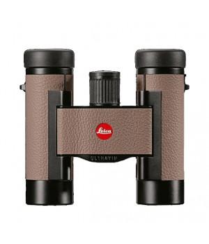Бинокль Leica Ultravid Colorline 8x20 бежевый (Aztec Beige)