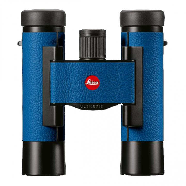 Бинокль Leica Ultravid Colorline 10x25 капри-синий (Capri Blue)