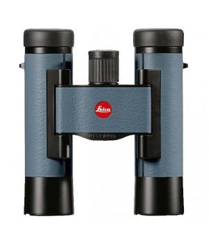 Бинокль Leica Ultravid Colorline 10x25 голубино-синий (Pigeon Blue)