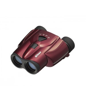 Бинокль Nikon Aculon T11 8-24x25CF красный