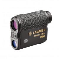 Дальномер лазерный Leupold RX-1600i TBR/W с DNA компакт, 6x22, до 1600 ярдов, ярды, чёрный/серый