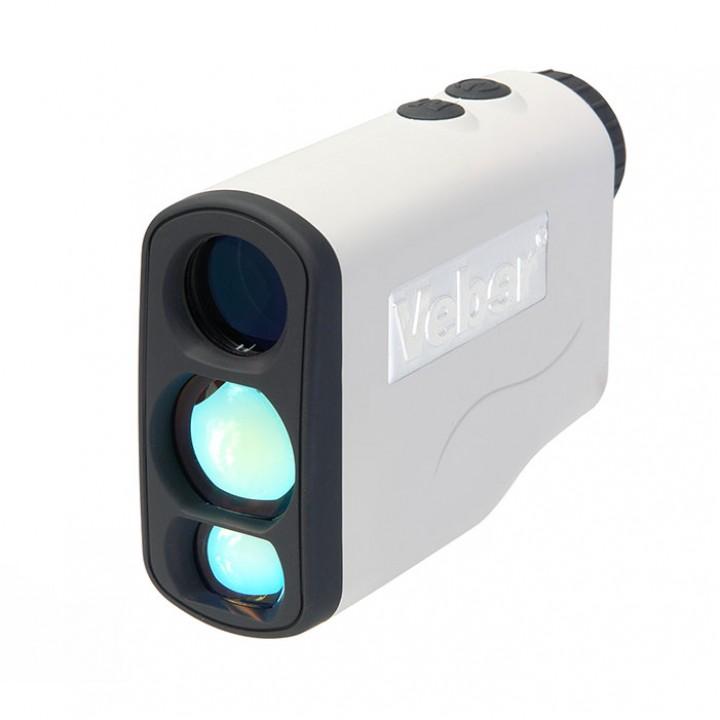 Дальномер лазерный Veber 6x21 LRF1000 grey