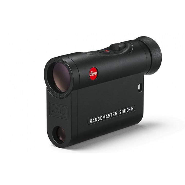 Дальномер лазерный Leica Rangemaster 2000CRF-B 7x24 черный