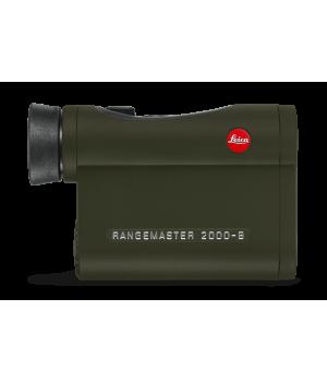 Дальномер лазерный Leica Rangemaster 2000CRF-B 7x24 зеленый