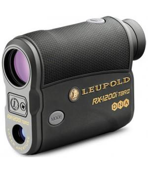 Дальномер лазерный Leupold RX- 1200i TBR/W с DNA 6х22 компакт, чёрно-серый
