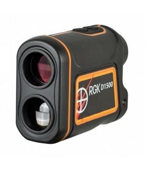 Дальномер лазерный RGK D1500 6x25