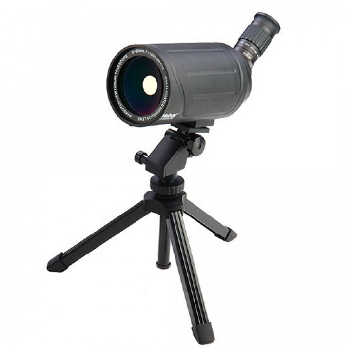 Телескоп-Зрительная труба Veber MAK 1000х90 черный